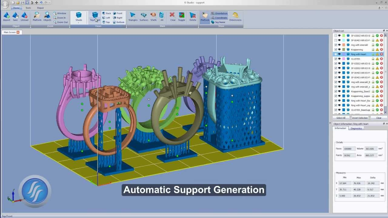 K Studio Kevvox Offers Free Demo Software For Its Dlp
