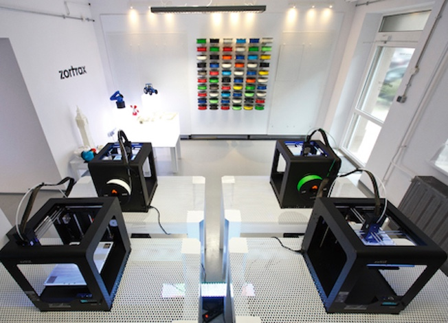zortrax opened first 3d printing store in poland - 3printr.com