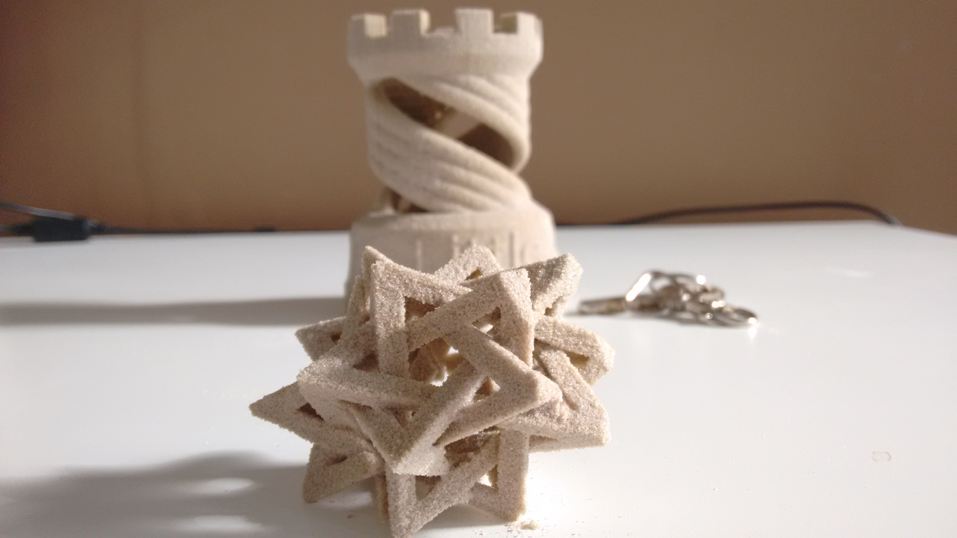 Sand Made to Launch Affordable SLS 3D Printer