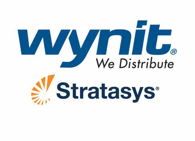 Stratasys Signed Distribution Agreement with WYNIT