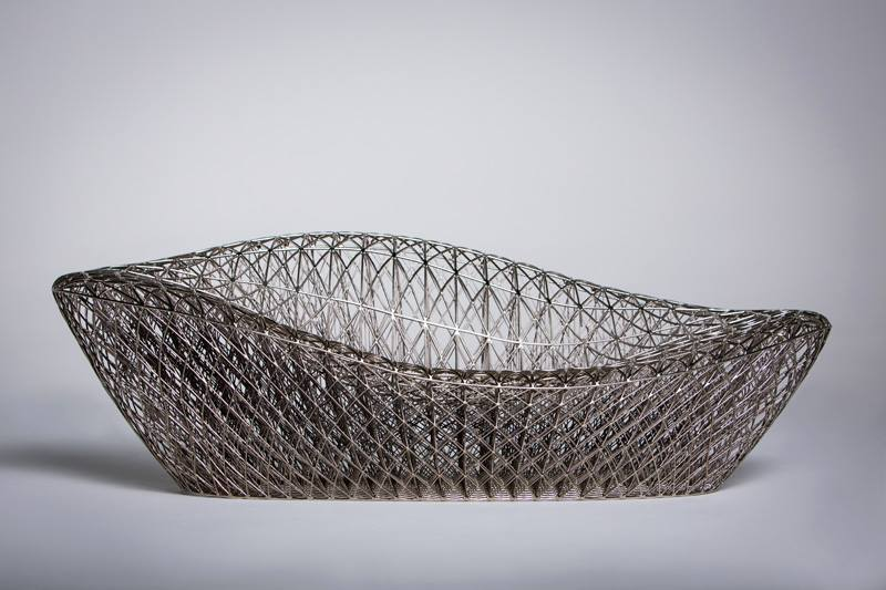 Sofa so good 3d printed sofa by janne kyttanen for Furniture 3d printing