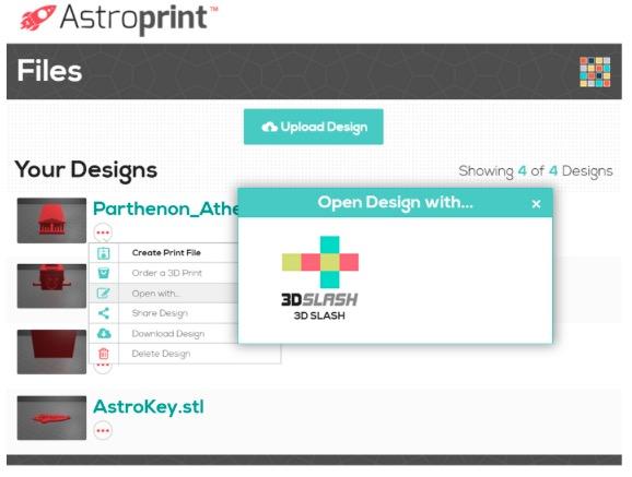 astroprint_3dSlash
