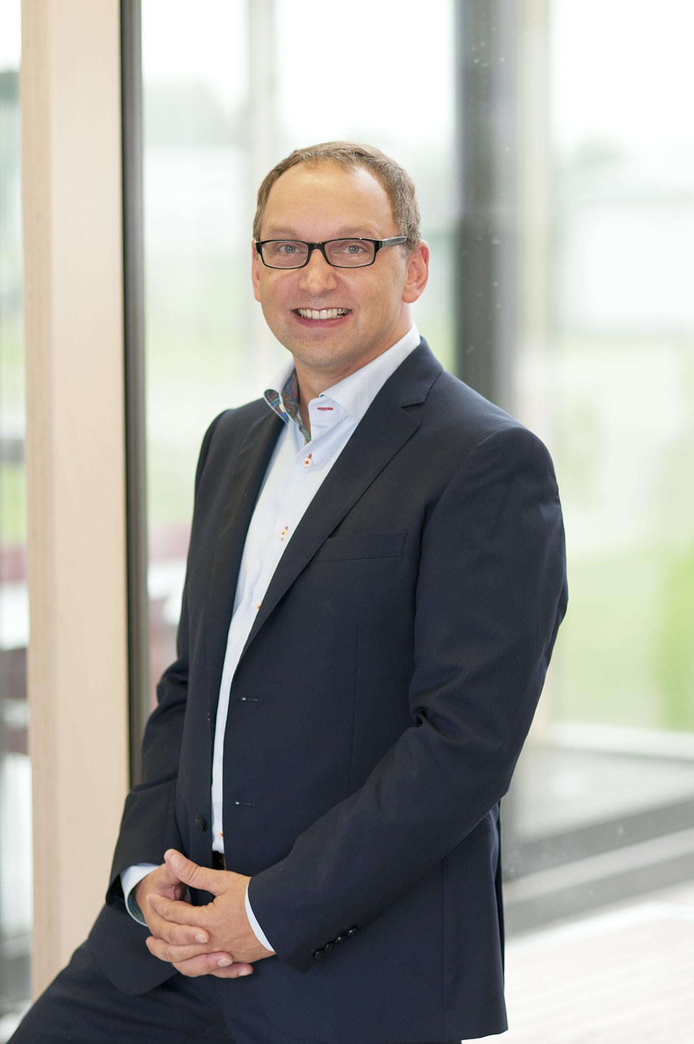 Frank Herzog, CEO / President Concept Laser