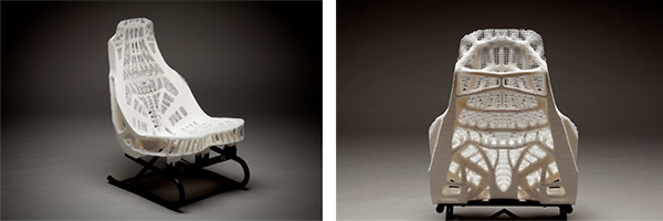 toyota teams up with materialise to 3d print lightweight car seats. Black Bedroom Furniture Sets. Home Design Ideas