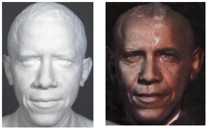 3d_printing_president_barack_obama_Mcor_colour_paper_3d_printer1