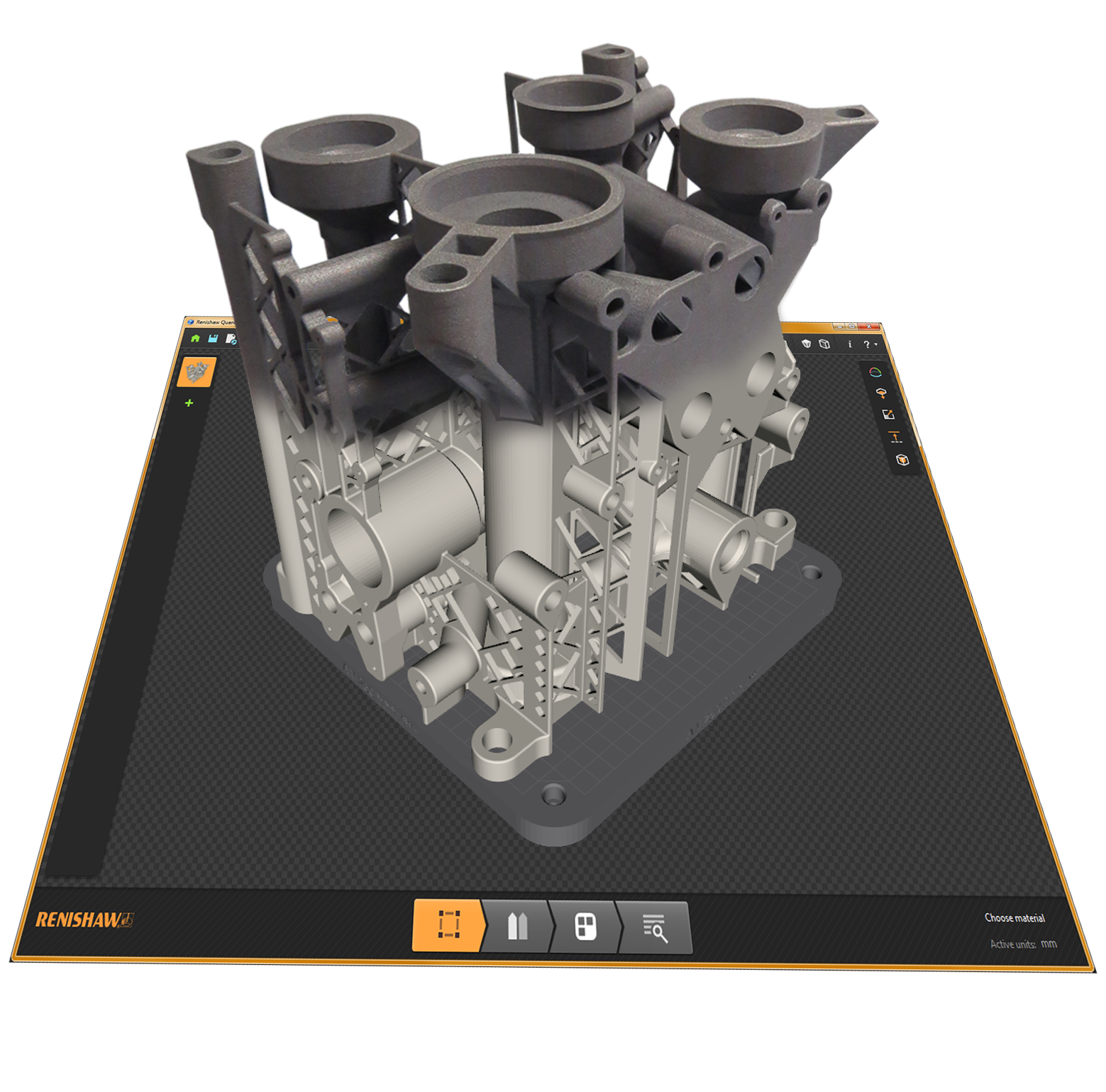 Renishaw Unveils New Metal 3D Printers & Software