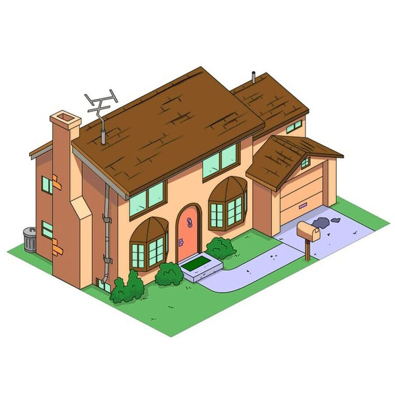 the_simpsons_house_3d_model2_3d_printing the_simpsons_house_3d_model4_3d_printing tags 3d print house - Home 3d Model