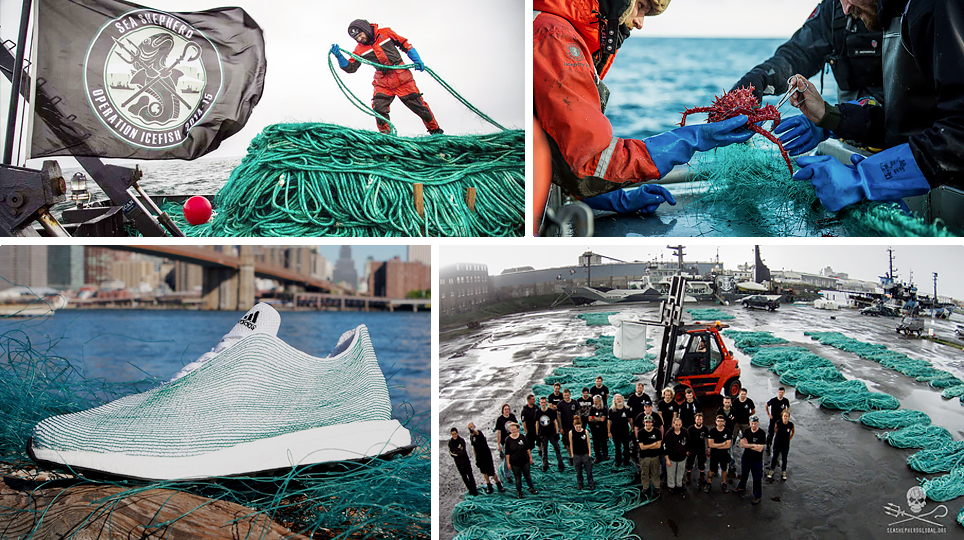Printed Parley Partners Plastic Adidas 3D with for Ocean VSpGqUMz