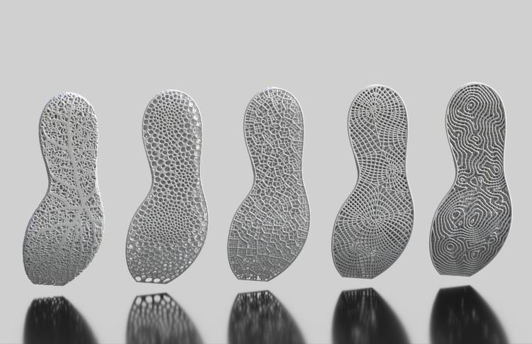 mentse el legjobb árak top design New Balance Teams Up with Nervous System for Their 3D Printed ...