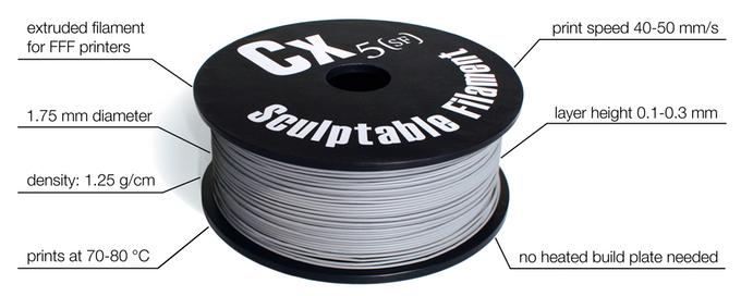 cx5_sculptable_filament_3d_Printing1
