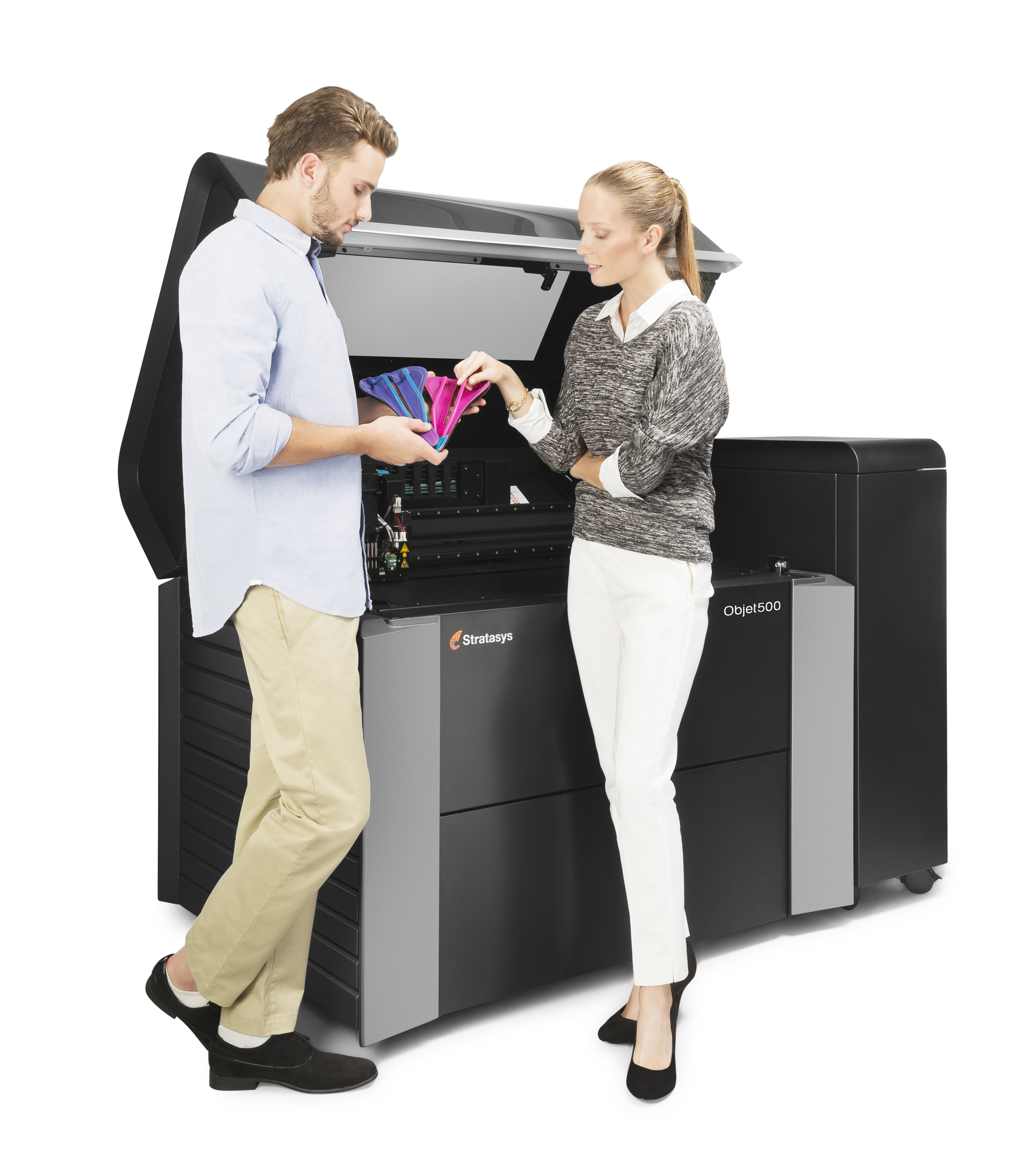Stratasys' Enhanced Objet500 Connex3 Multi-material, Multi-color 3D Printer – Bridging Adoption Chasm with Streamlined Workflow, Greater Ease-of-Use and Better Economic Value