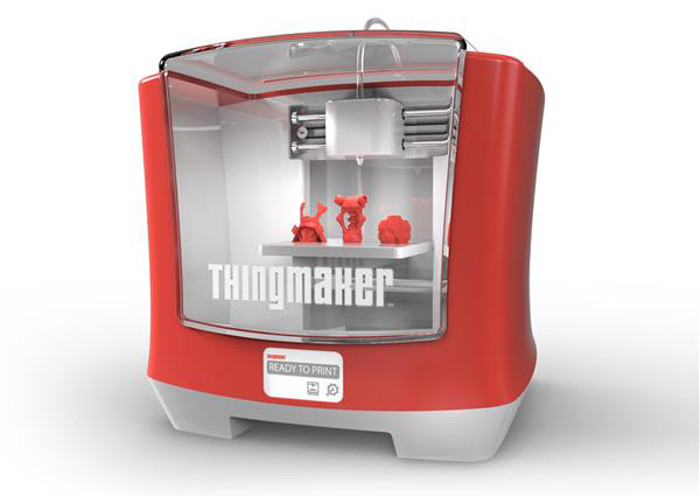 Mattel Unveils ThingMaker 3D Printer and App for Kids to Create