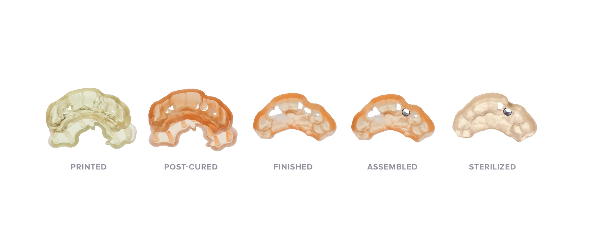 Formlabs Announces Dental SG: The First Biocompatible Resin