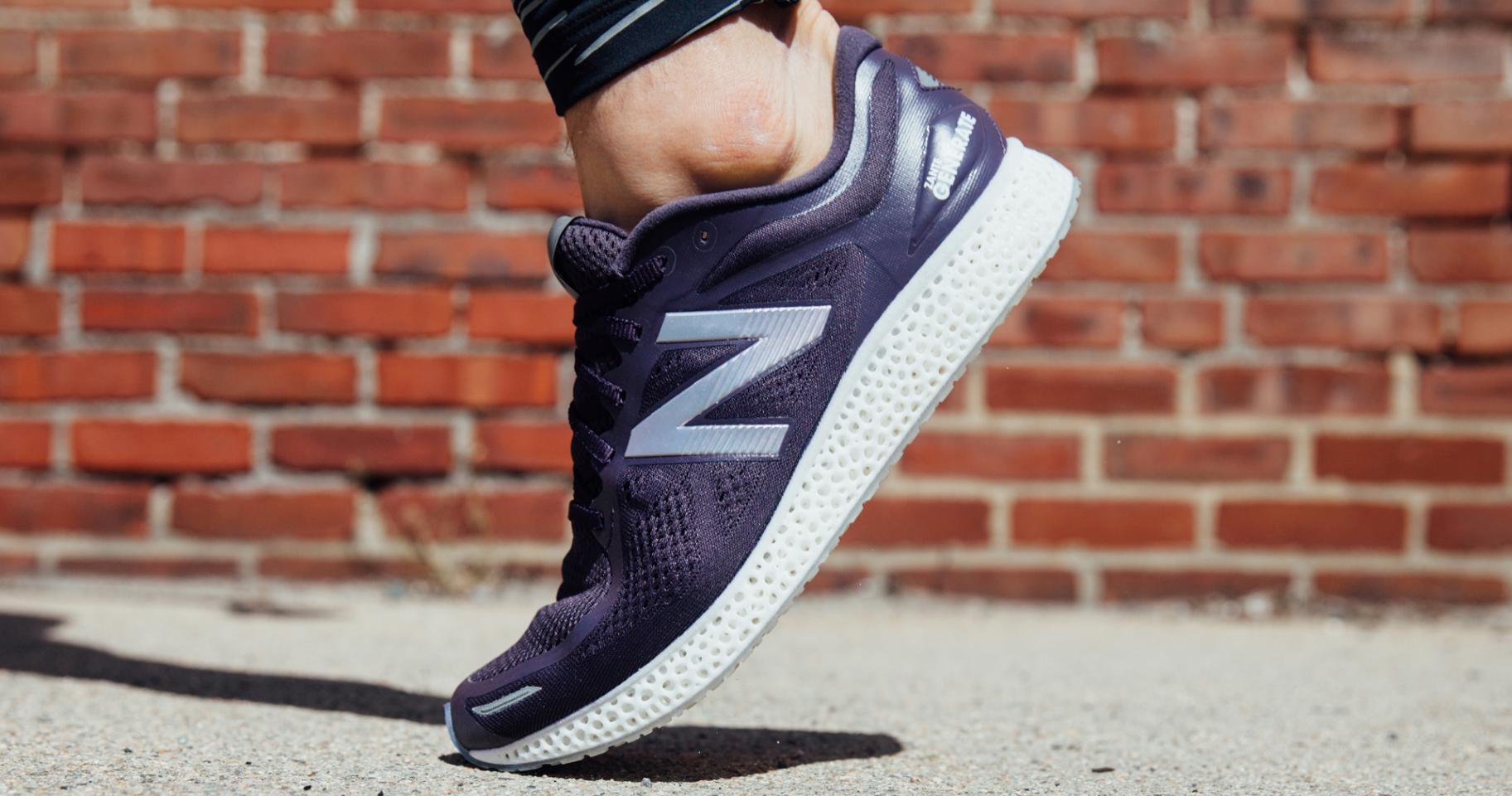 árnyalatai az egész család számára kivezetés New Balance to Sell First Pairs of 3D Printed Shoes for $ 400 ...