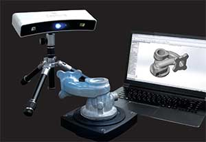 3D Systems Launches 3D-Scan-to-SOLIDWORKS Solution for