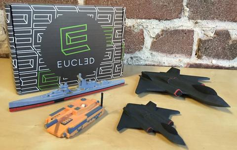 EUCL3D and SimplePlanes Team Up to Offer 3D Printed Models of Your