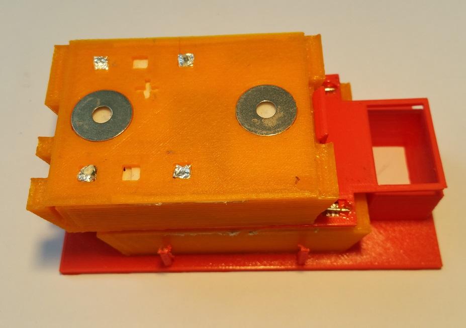 Buzz Technology's assembled modules