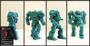3dp-atlas-3d-model