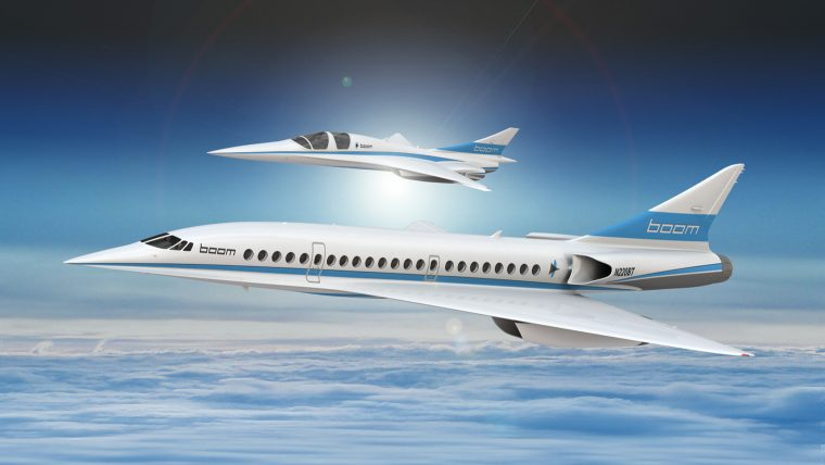 Boom Supersonic and Stratasys to Improve Speed of Development for Supersonic Aircraft With 3D Printing 1