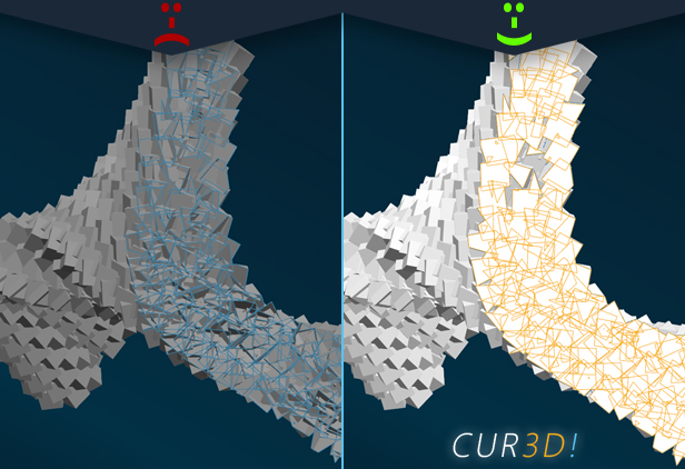 CUR3D Maker Edition: Example 1