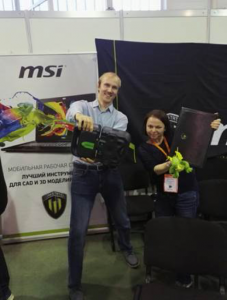 Thor3D and the laptop challenge: MSI vs ASUS 1