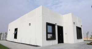 CCC: 3D Printed Homes set to become mass production solutions (PRNewsfoto/Consolidated Contractors Company)