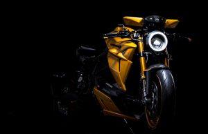 Bolid-E motorbike (functional prototype)