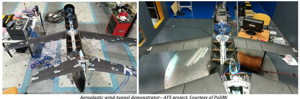 Professional 3D Printing and Windform® composite materials used in the manufacturing of two innovative aero-elastic wind tunnel demonstrators 4
