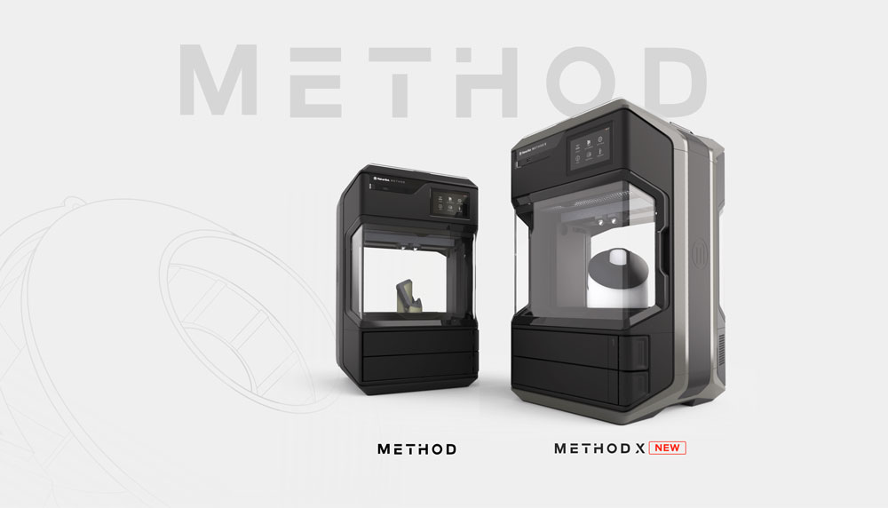 MakerBot Launches METHOD X, Brings Real ABS 3D Printing to